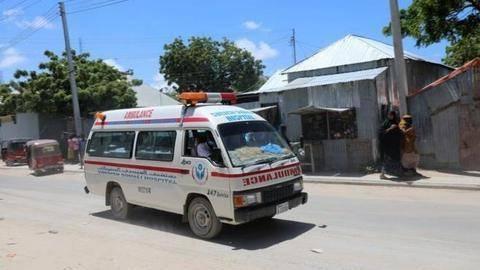 索马里一起自杀式炸弹袭击 已致8死14伤
