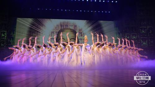 经典碰撞 时空对话 ——舞剧《丝路花雨》与《大梦敦煌》8日晚亮相兰州音乐厅