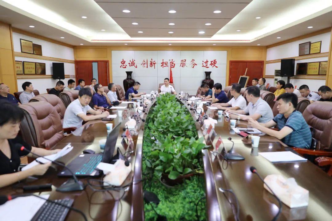 广信区城乡规划建设项目2020年第三次审批会召开 何党生主持