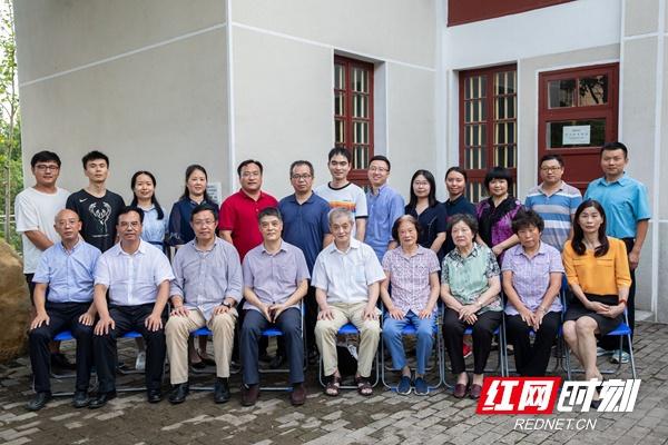 """湖南农业大学园艺学院召开座谈会分享""""为师之道"""""""