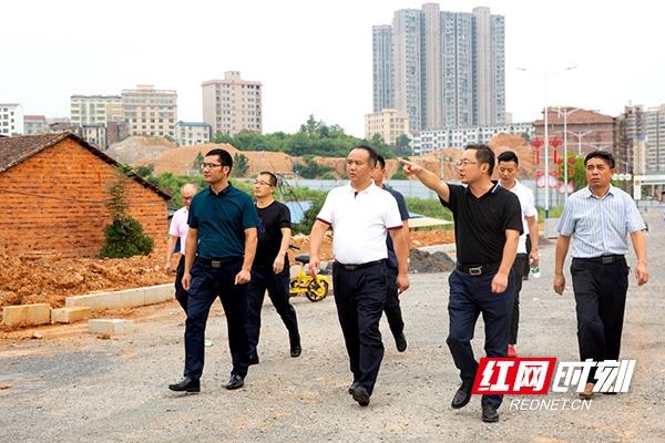 衡东:不断提高大都市建设、治理和服务水平