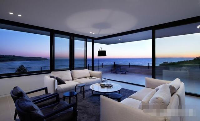 东莞老房子改造:海景房间装修设计