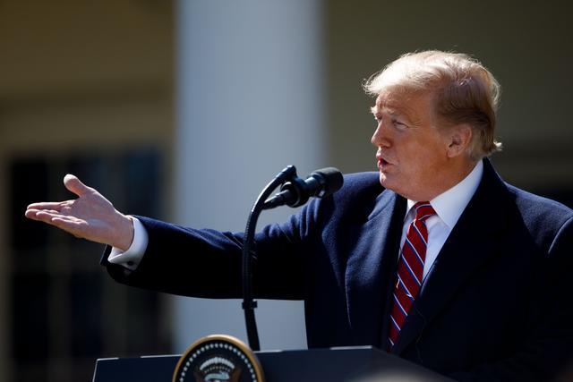 特朗普宣布再撤军 美媒:欲提振竞选连任选情