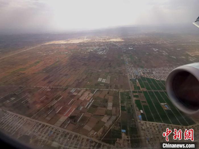 """甘肃门户机场再次扩建 致力成为""""丝路大空港"""""""