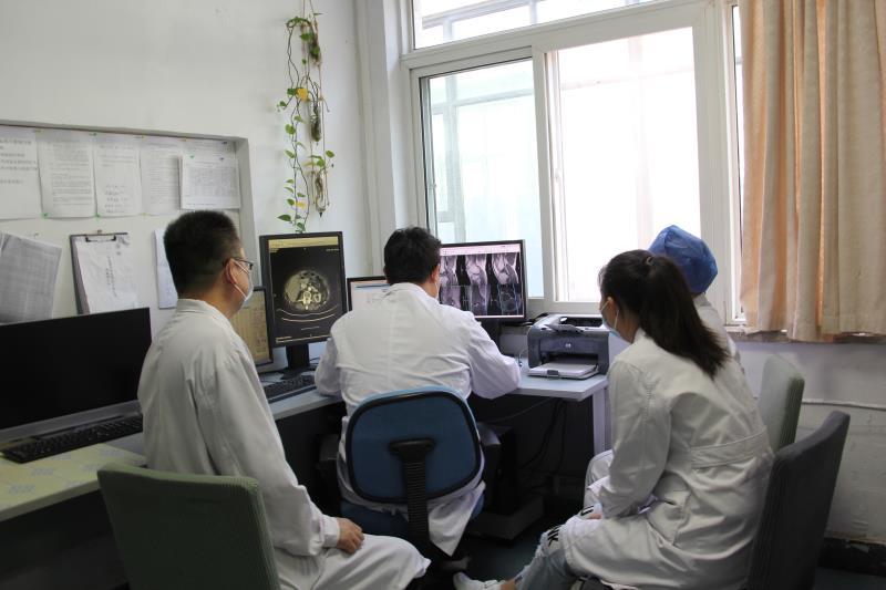 相隔240公里 延庆区医院为内蒙古星河的患