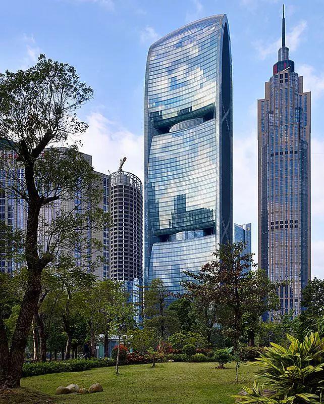 广州珠江城大厦