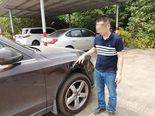 江门开平公安交警快速侦破一起交通事故及逃逸