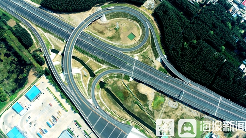 提前5个月!京沪高速公路改扩建工程兰陵