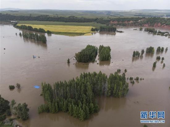 牡丹江:防洪应急响应由二级调整为三级