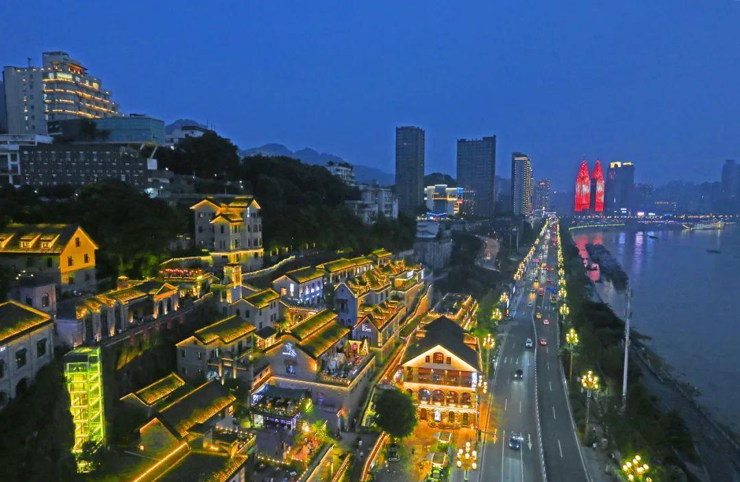 龙门浩老街图:南岸区委宣传部