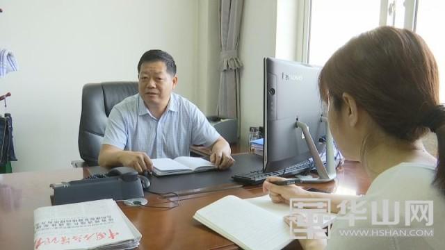 """""""和平生产里程""""访谈活动走进渭南高新"""