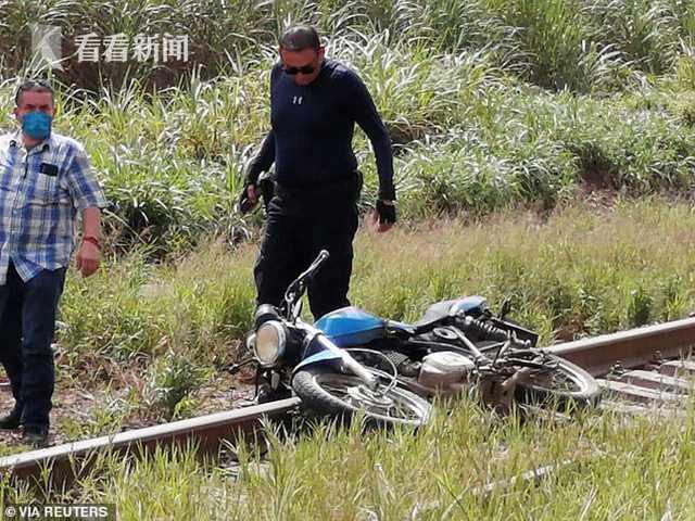 墨西哥记者遭斩首伏尸铁轨 警方称黑帮报复杀人