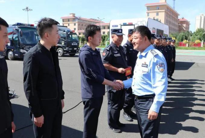 内蒙古自治区乌兰察布市星河县公安局