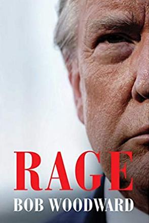 伍德沃德新书《愤怒》封面