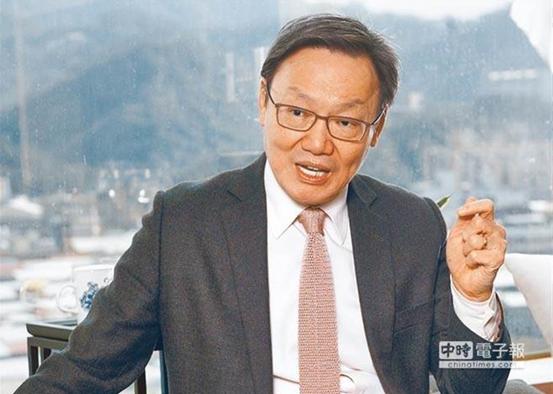 """他警告蔡英文:大陆可能""""小打""""教训台湾图片"""