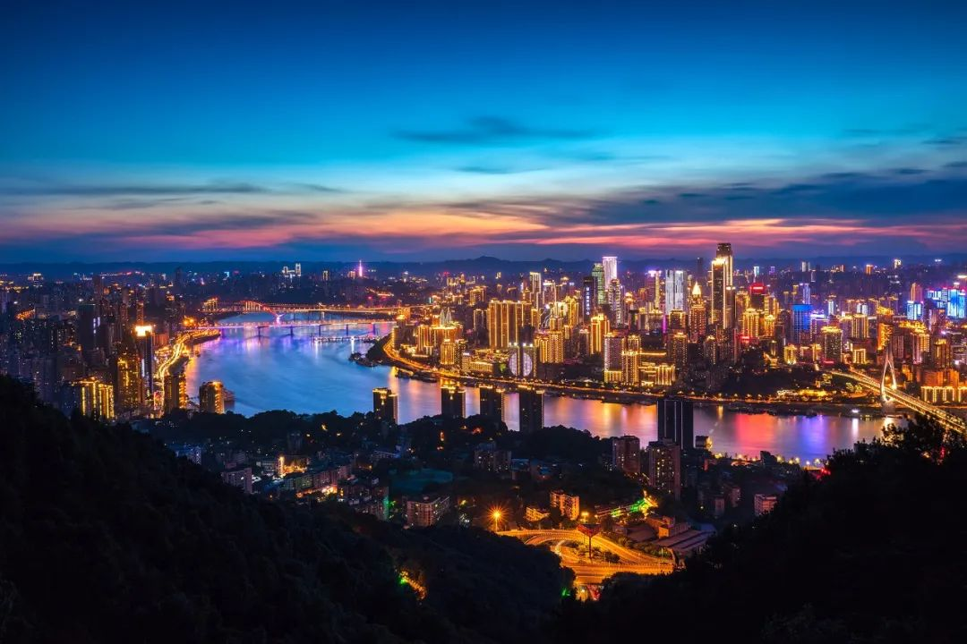 重庆城市风景张坤琨摄