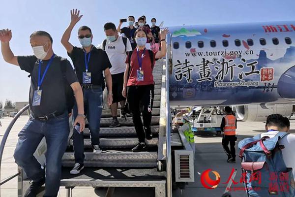 浙江援疆助力阿克苏旅游业发展