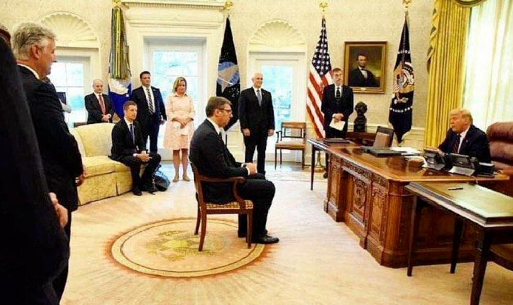 特朗普炫耀的历史性协议,还不忘给中国下套?图片