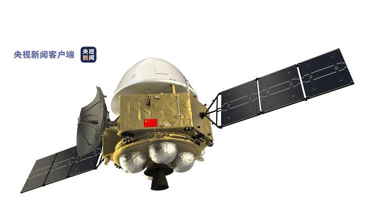 太空传来好消息!天问一号打卡1.37亿公里,我们的火星探险还有几道槛儿?图片