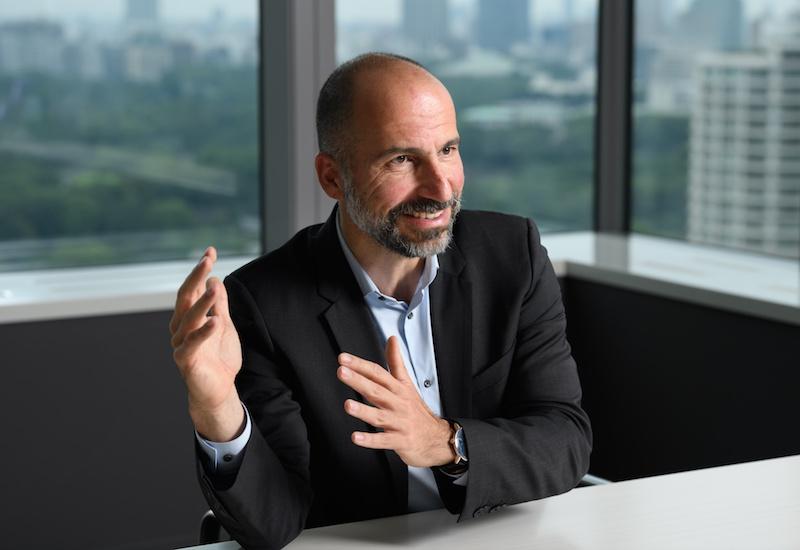 Uber的CEO达拉·科斯罗萨西