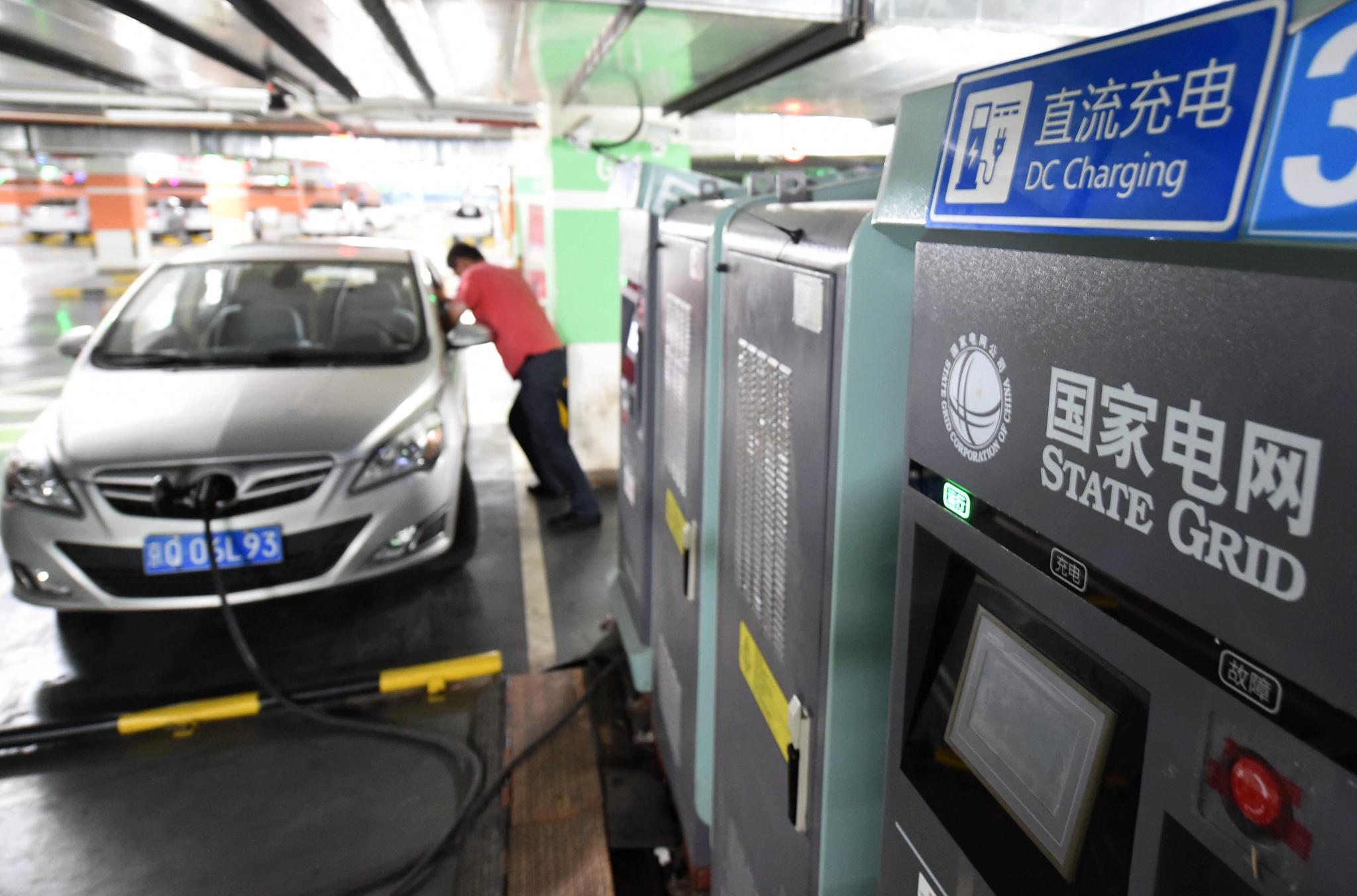 北京已推广超过35万辆纯电动汽车 并将继