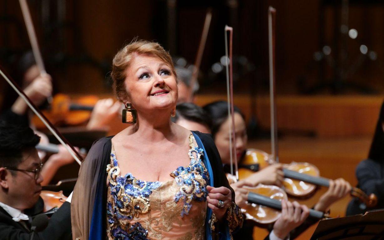 传奇花腔女高音格鲁贝洛娃正式宣布结束演唱生涯图片