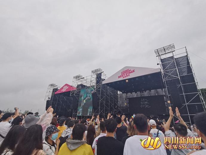 """成都很潮!""""爱成都·迎大运""""社区音乐嘉年华系列活动来袭"""
