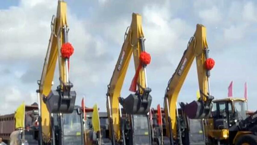 海南自贸港建设第三批项目集中开工 总投资403亿元图片