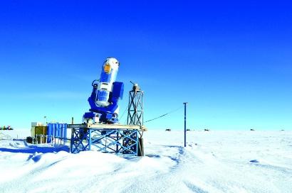 去南极!在地球上看最清晰的星星
