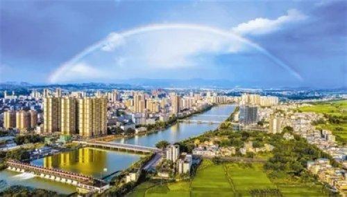 始兴有望在今年成为广东首个县级国