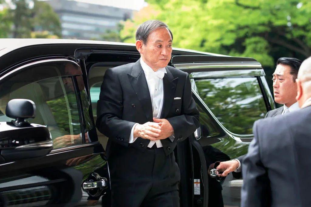 菅义伟是日本首相的热门候选人。