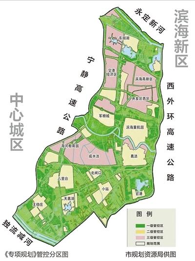 """""""超级森林公园""""将建在两个城市之间"""