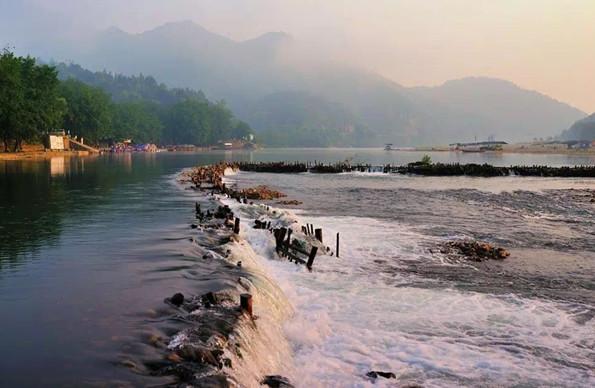 楠溪江,千年山水诗的摇篮