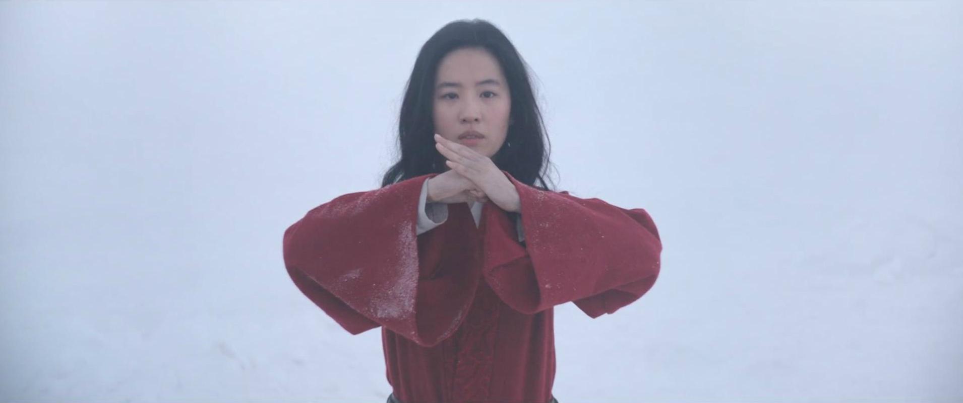 《花木兰》全球票房达3760万美元,中国内地贡献最多
