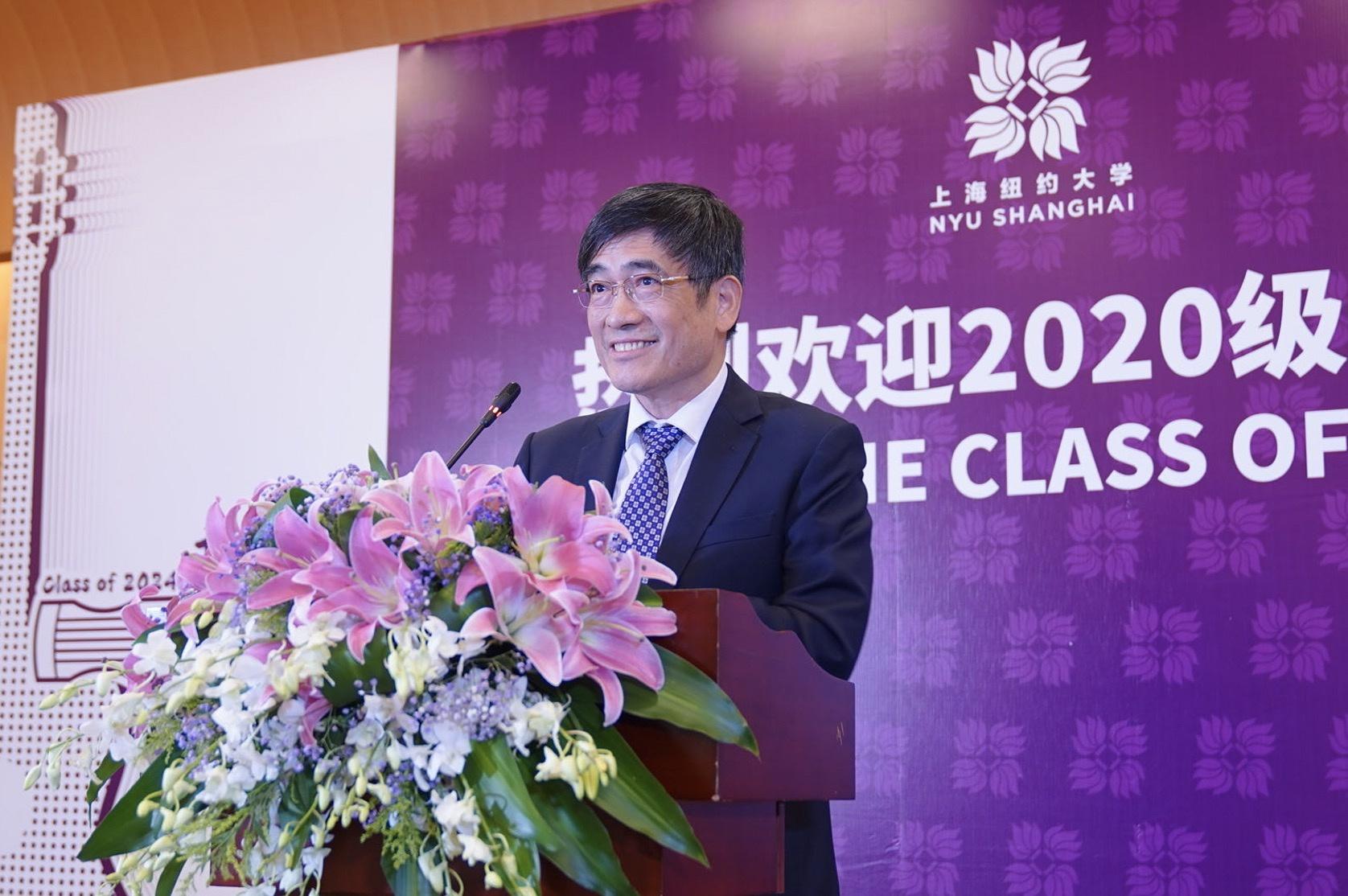 38个国家500名新生,上海纽约大学线上线下同步开学迎新图片