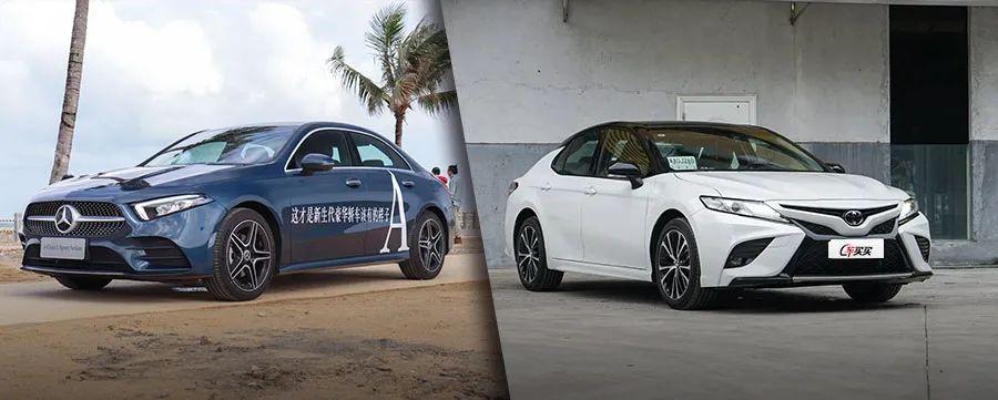 奔驰A级和丰田凯美瑞  养车成本究竟有多大 看完后你还会选大奔吗?
