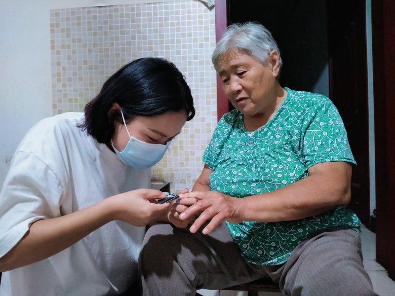 """暑期""""三下乡"""",淄博职业学院护理学院开展暑期社会实践活动"""