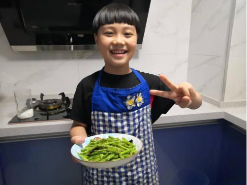 在云厨晒我的特色菜——冠城外国语小学