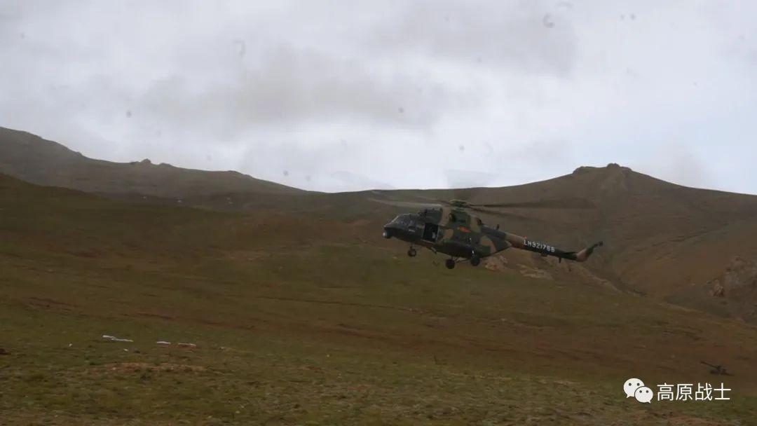 低空飞行补充弹药