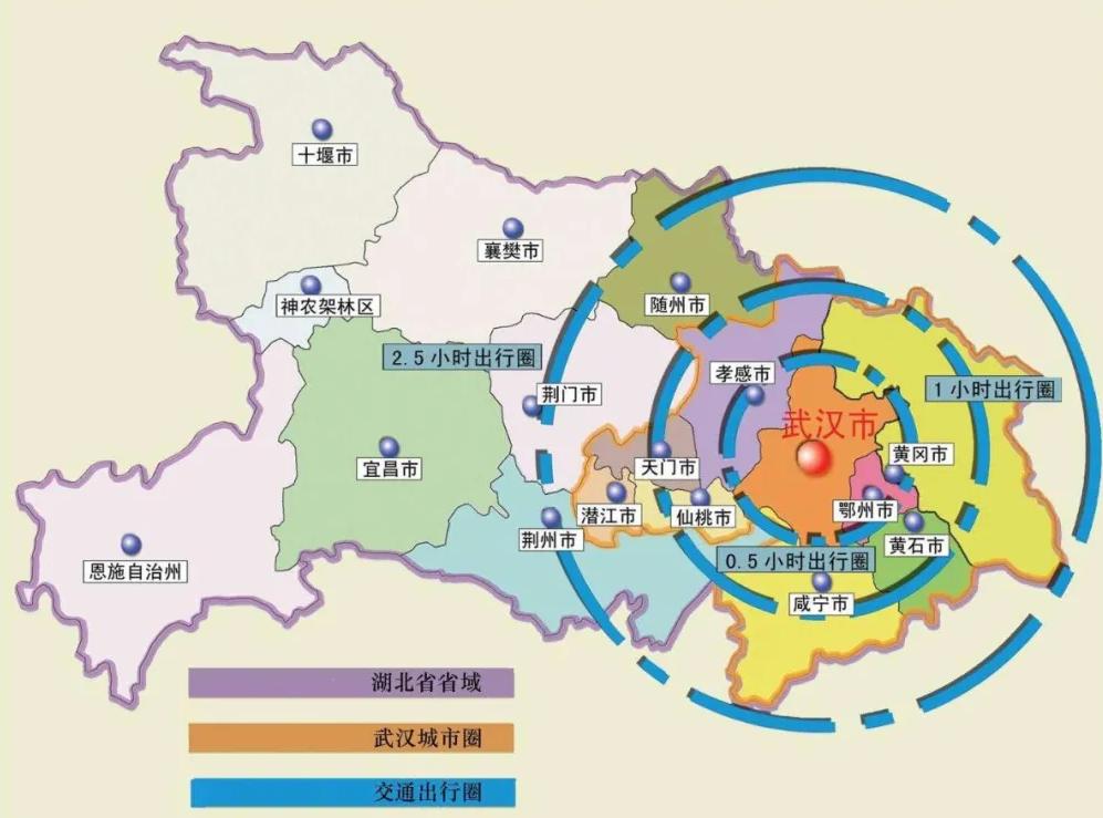 区域化调整 武汉合肥新动作?