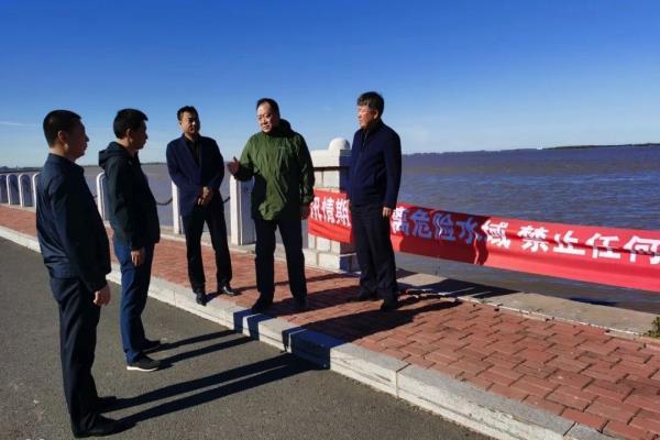 黑龙江佳木斯副市长李晓龙调研指导同江市公安工作