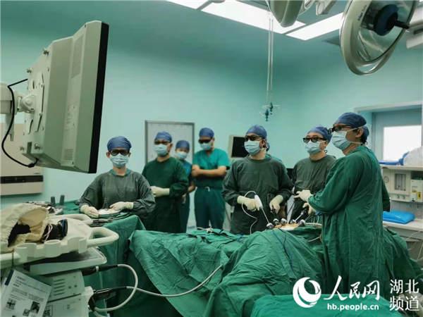 """武汉大学人民医院举办""""博鳌外科手术""""直播周"""