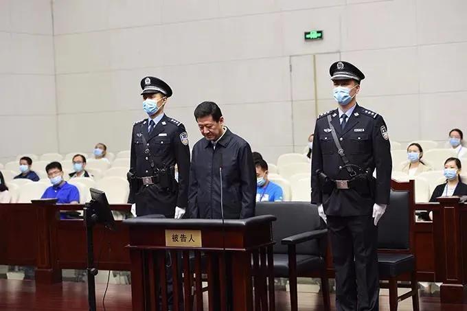 赃款赃物已全部追缴,陕西省原副省长陈国强获刑13年图片