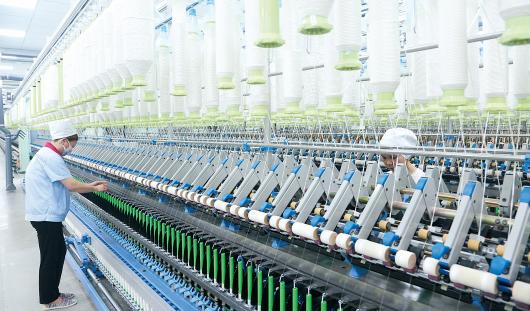 和田天王纺织有限公司:克服困难 化危机
