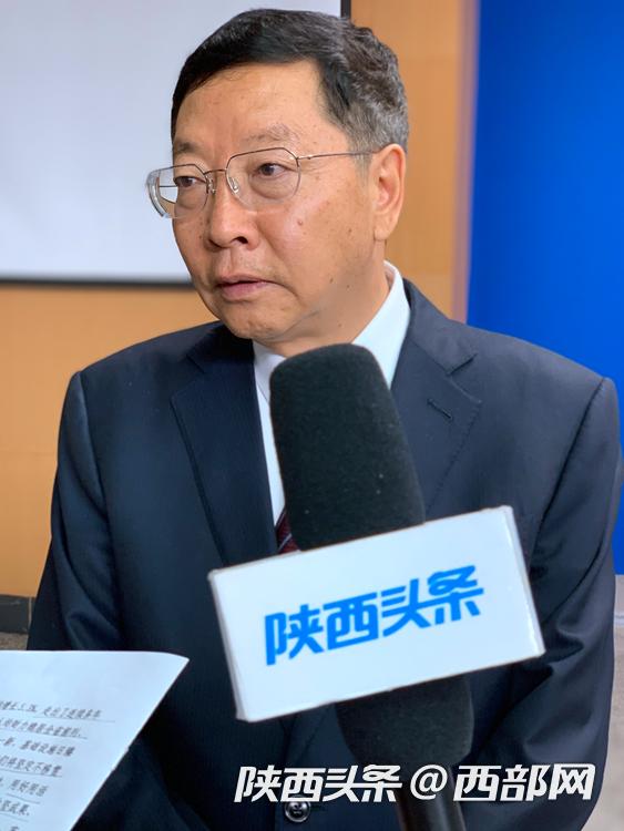 V访谈丨延安市市长薛占海:把脱贫攻坚作为头等大事和第一民生工程