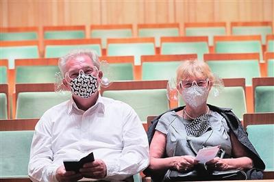 匈牙利乐队指挥发明欣赏音乐用口罩