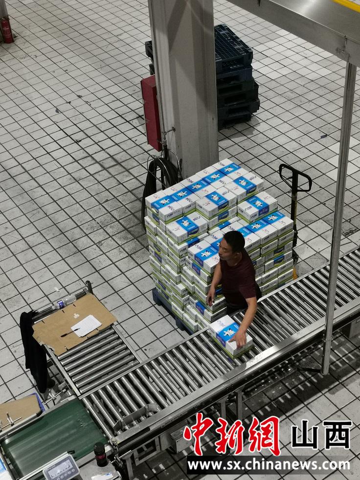 山西殷珊古城乳业精准扶贫携手十万农民脱贫奔小康