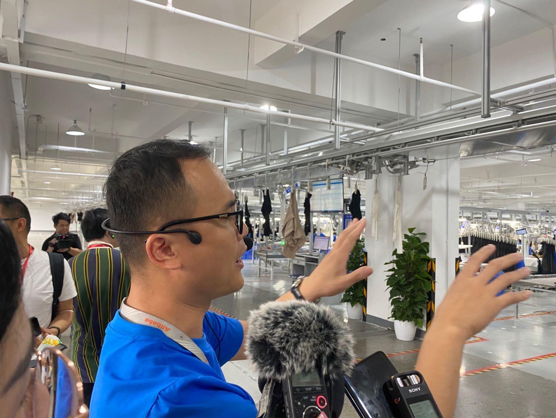 走访阿里犀牛智造工厂:50%无人化生产,大部分订单1小时完成图片