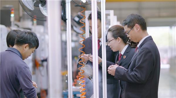 华安县检察院创新稽查与企业联络制度服务地方经济