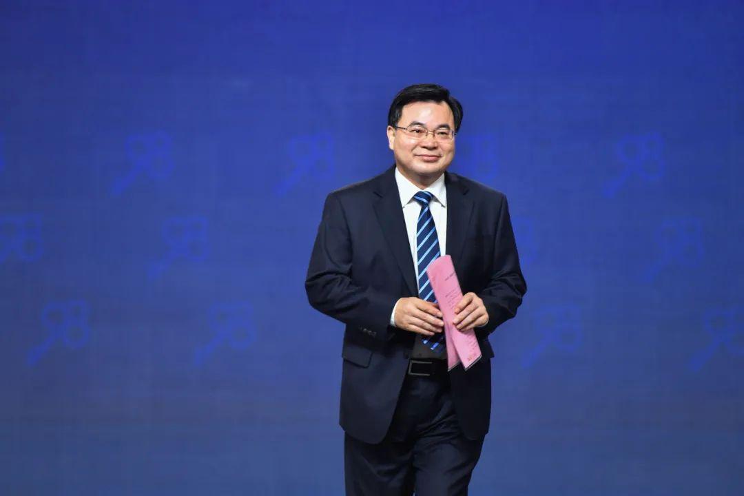 胡昌升出任福建省委副书记图片